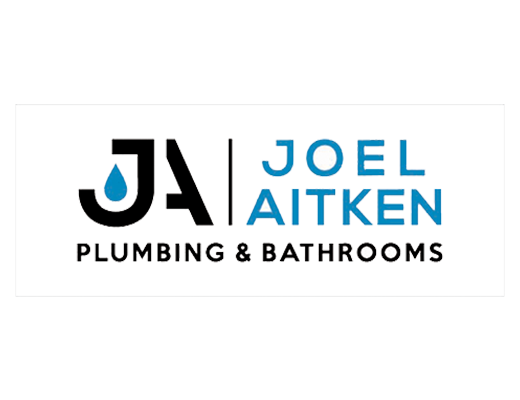 Joel Aitken PLumbing logo - Atanu Das - Remote IT Consultant