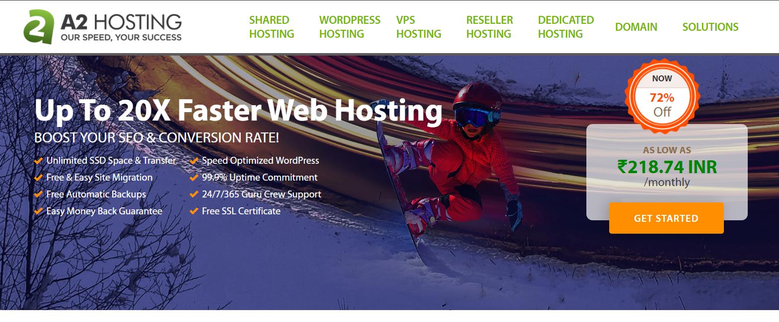 a2 hosting hosting - digitally atanu