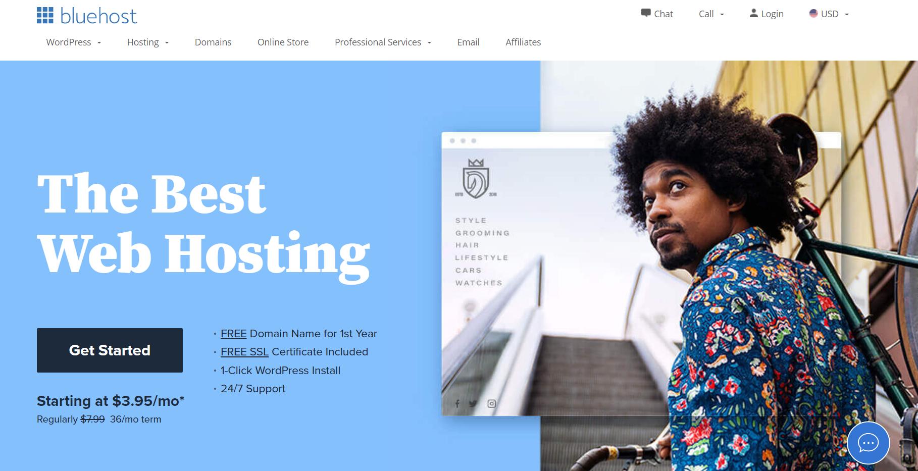 bluehost - digitally atanu