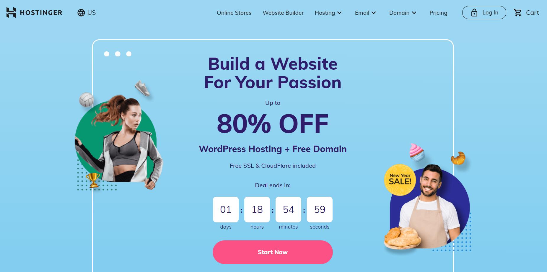 hostinger web hosting - digitally atanu