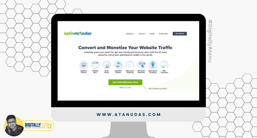 #DigitallyAtanu - Top 5 WordPress Plugins For User Registration - Optin Monster