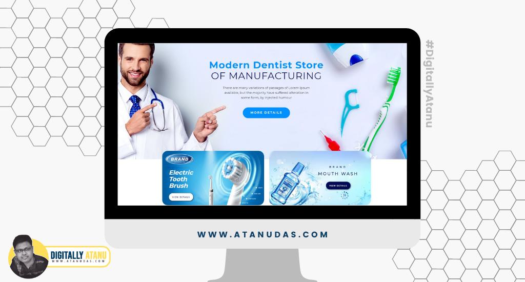 #DigitallyAtanu - Maintain your BRANDING -Top 10 Tips For Custom ECommerce Web Design